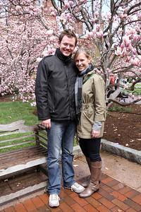Washington DC April 2011