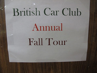 Fall Colours Tour 19-21 October 2018