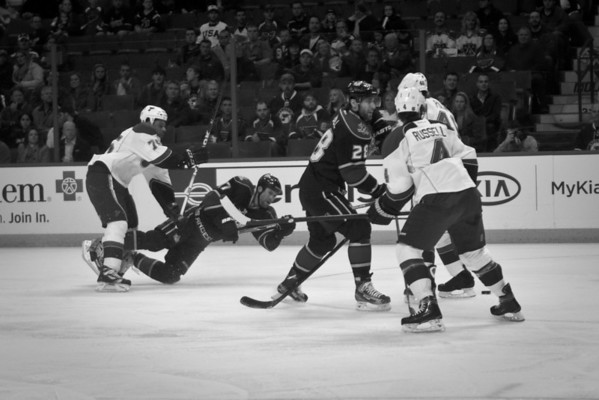 St. Louis Blues vs LA Kings 11/22/11