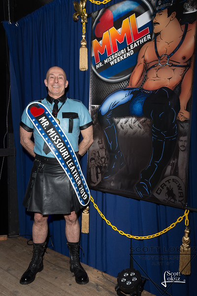 Mr. Missouri Leather 2019