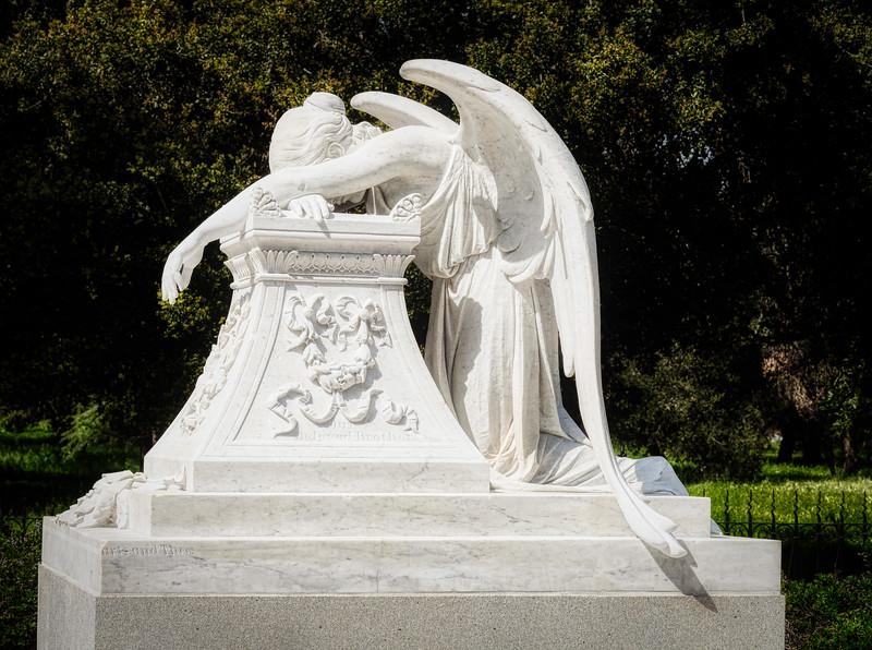 Henry G. Lathrop Memorial, Stanford University, 2010