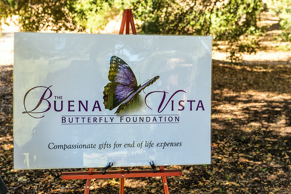BUTTERFLY MEMORIAL CEREMONY