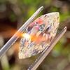 2.86ct Antique Marquise Cut Diamond, GIA N VS1 2