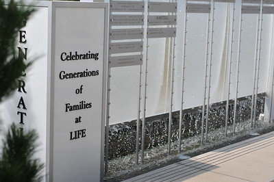 Generations Wall Ceremony - 2017 Fall CE