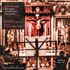 Fotos Homenaje Ricardo Rodríguez Palacios