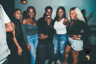 No Wahala Wednesdays @ Parliament 9/05/2018