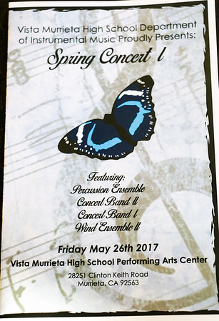 2017 Spring Concert 5/26