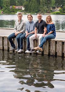 Cole Thomas Senior 2018 and Family Order