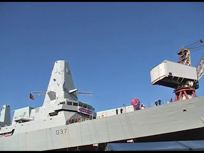 HMS Duncan - Video