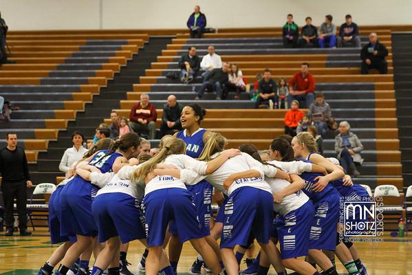Varsity Girls Basketball vs Lakeville South