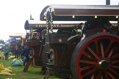 Bedfordshire Steam Fair 18 September 2011