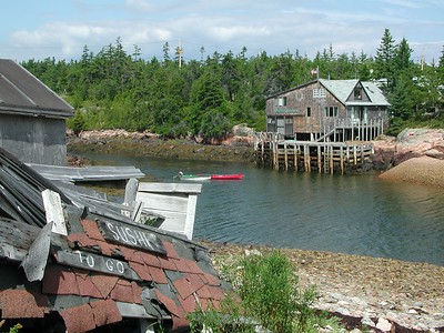 Coastal Maine - Schoodic Point