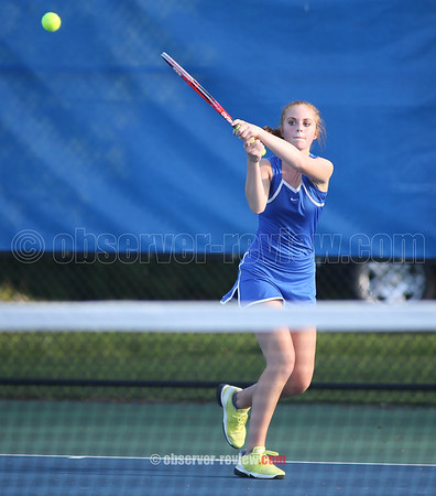 Penn Yan Tennis 9-13-18