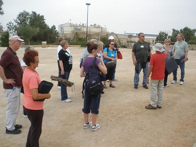 2011-05-03&04 - Travel, Caesarea & Tiberias