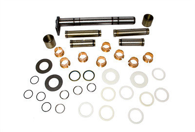 CASE IH MX 100 110 135 150 170 SERIES WITH CARRARO 709 SUSPENDED AXLE OVERHAUL KIT