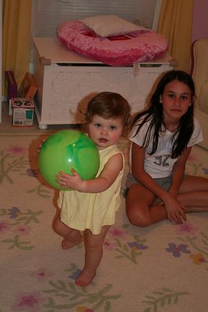 Stella and Lauren