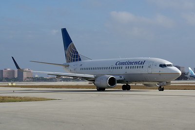 Continental Airlines (CO/COA)