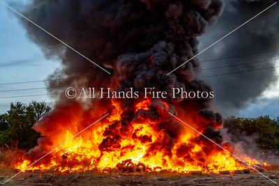 20180823 - City of Lebanon - Scrap Yard Fire