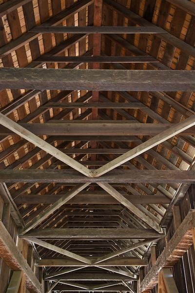YOS-180424-0003 Covered Bridge Rafters