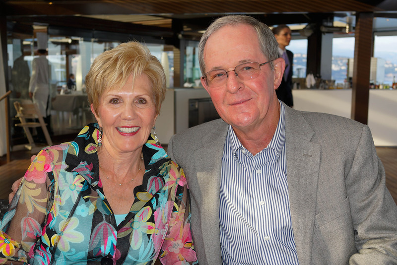Sue and Doug Sullivan