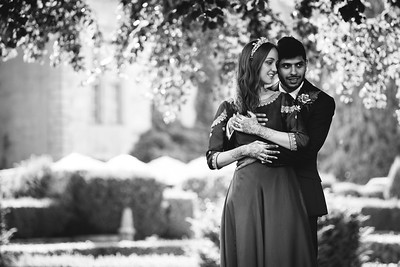 Asaad & Natalia Coombe Abbey, Warwickshire
