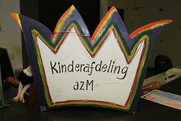 AZM Kinderafdeling 2009