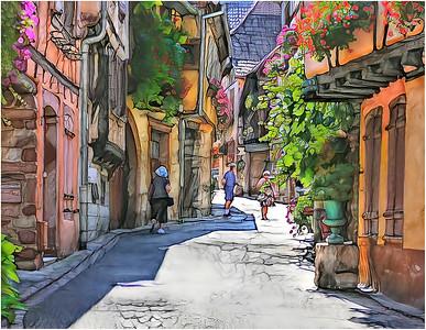 Ribeauville Fantasy
