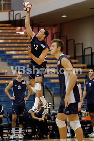 UCSD vs Pepperdine Men's Volleyball 1/12/2013