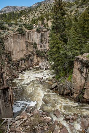 Shell Falls National Trail