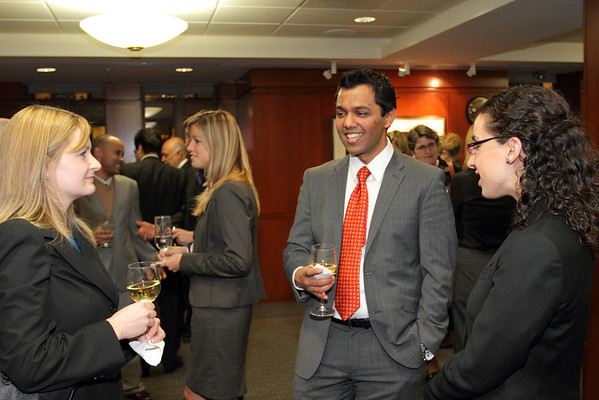GW Law - World Bank General Counsels Reception
