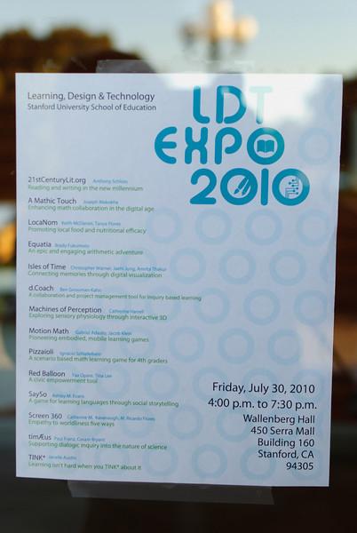 LDT Expo 2010