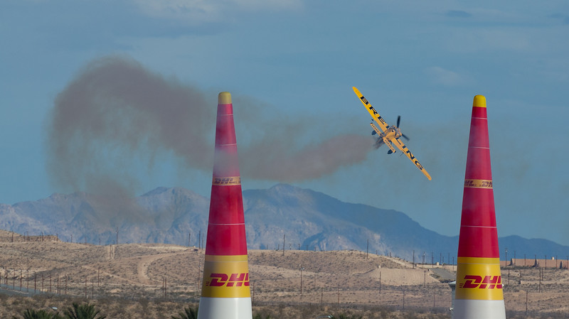 Red Bull Air Race - Las Vegas Motor Speedway