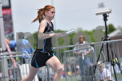 State Track and Field 2016: 2A and 3A Friday