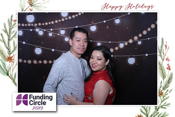 Funding Circle Holiday Party 2019