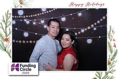 Funding Circle Holiday Party 2019