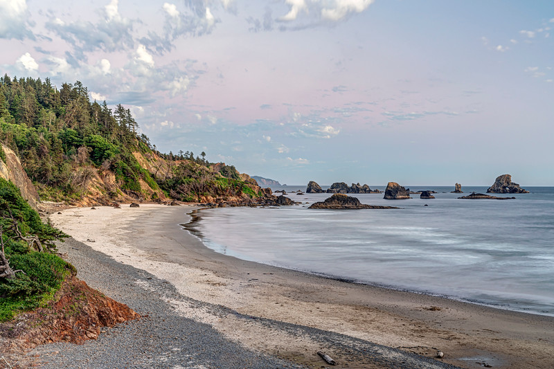 Indian Beach Dusk