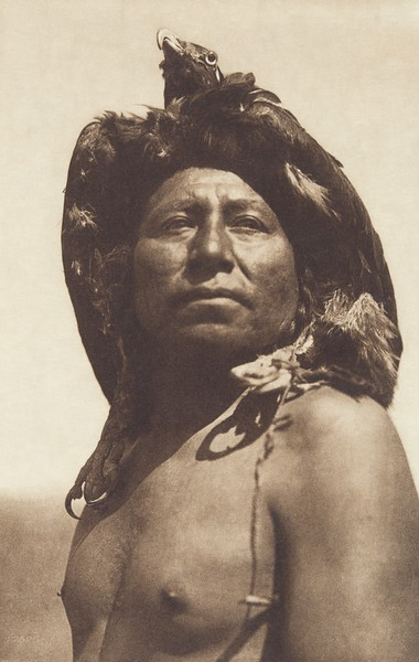 The Eagle Medicine-Man - Apsaroke (Indians of North America, v. IV. Cambridge, MA: The University Press, 1909)
