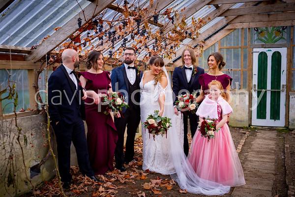 Catherine & Paul Beech Hill Country House wedding