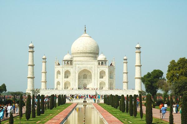 Agra, India 2007