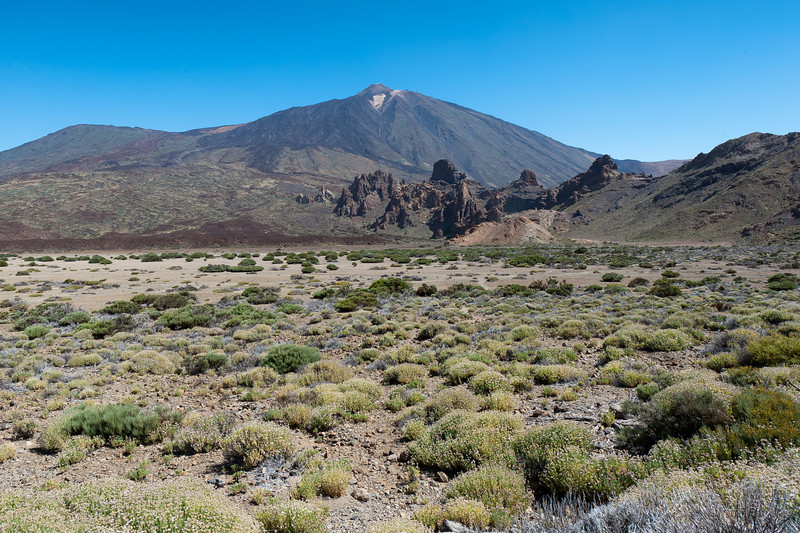 Mount Teide in Tenerife, Spain