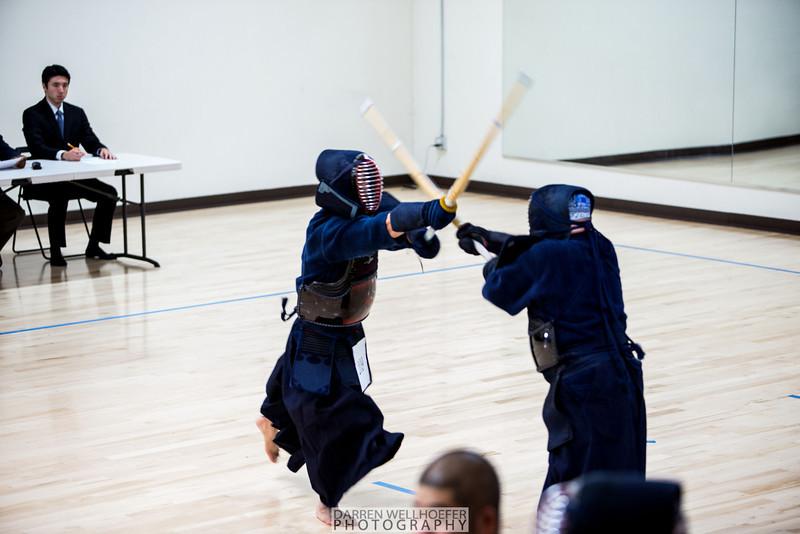 SCKO Dan Promotion Exam: November 11, Butokuden Dojo