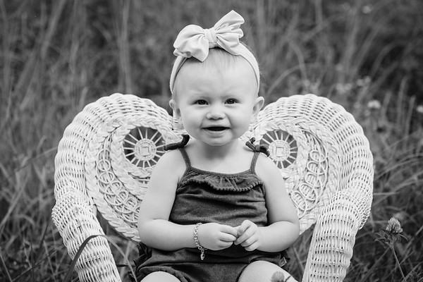 Zoey Garrison 1 Year Old