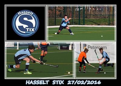 HASSELT STIX  U16  27/02/2016