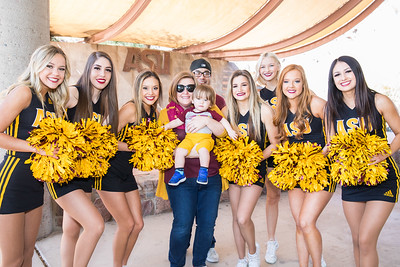 ASU Alumni Association - Women's Basketball Pregame Rally!