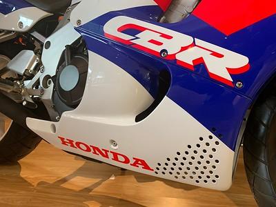 Honda CBR900RR 0 Mile on IMA