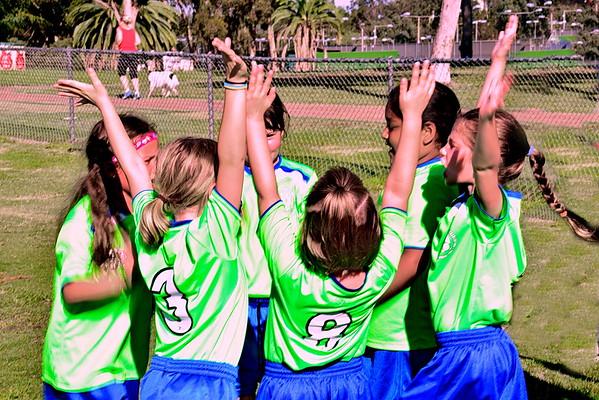 Megan GATOR GIRLS Soccer