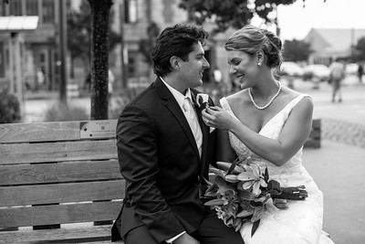 Juli & Attila's Wedding Photos