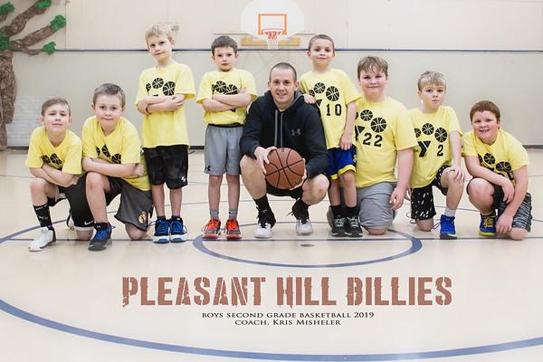 PH Boys 2nd Grade Basketball {b}