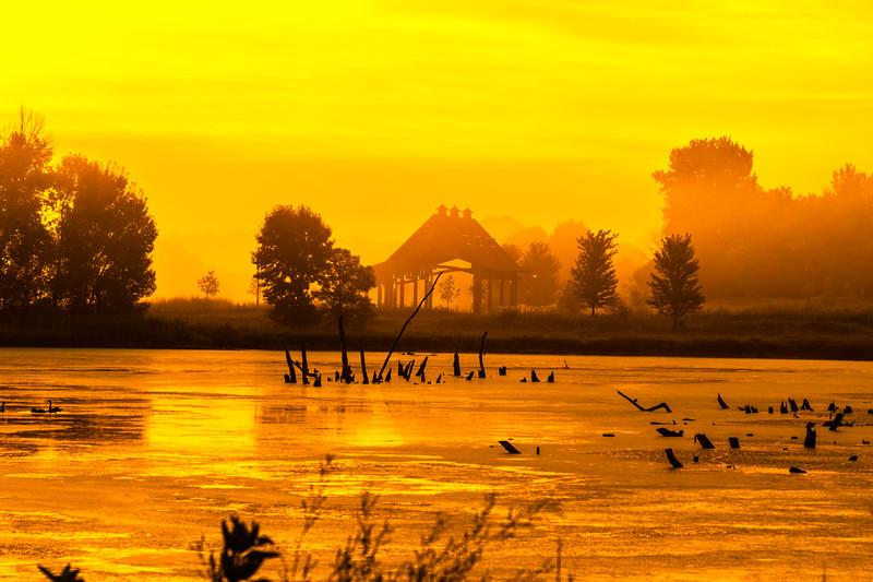 Grand Chevalle, Bridge Sunrise, Chaska NW.JPG