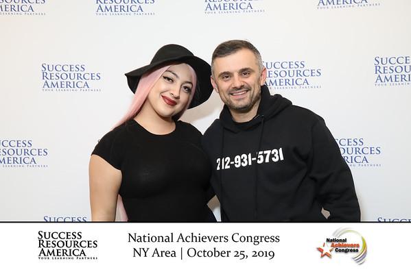 National Achievers Congress - NY Area (10/25/2019)